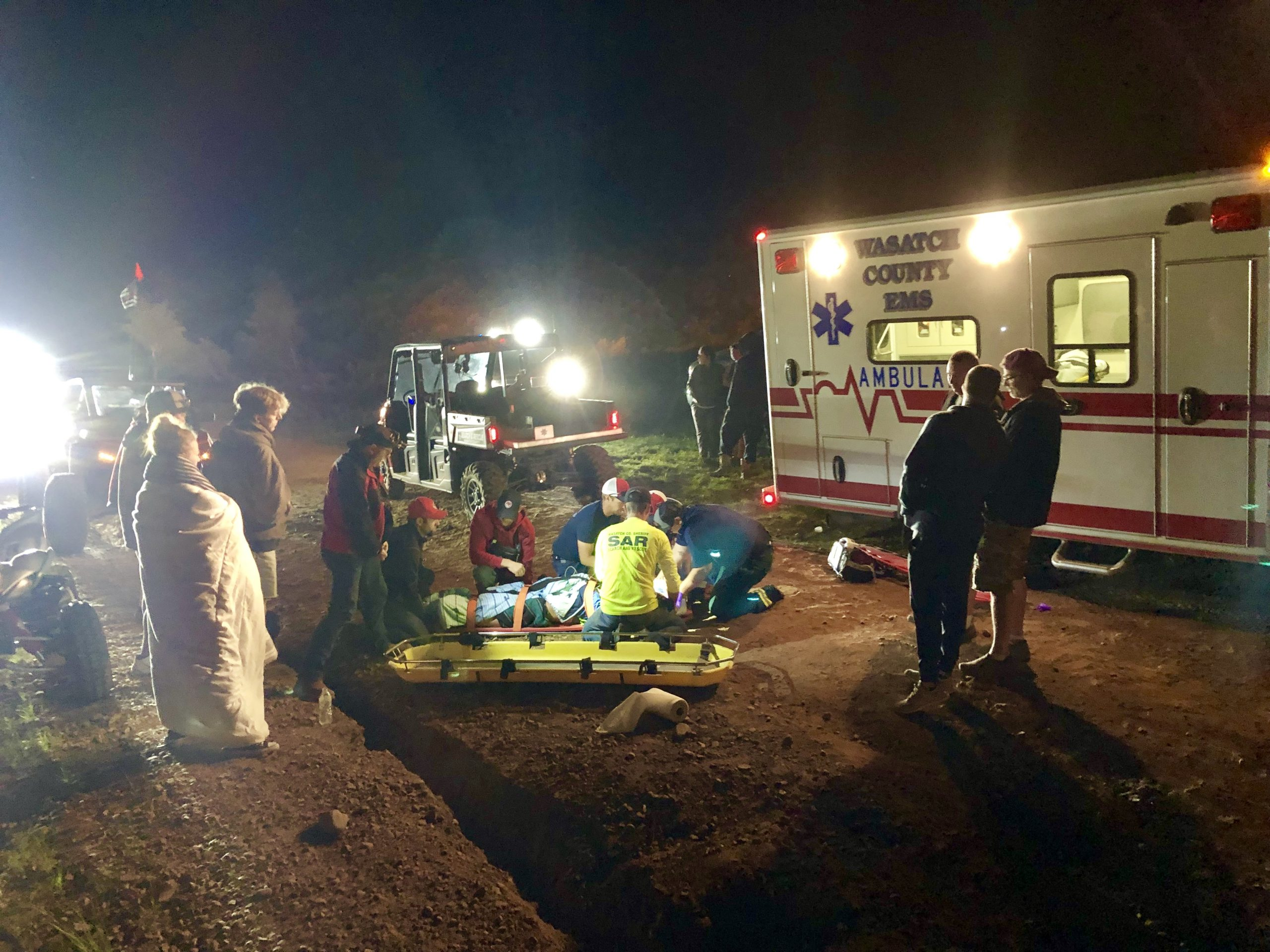 Wasatch County Search and Rescue